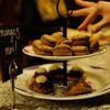 Our late night screening of Amélie - with tasty treats in the Café & Bar