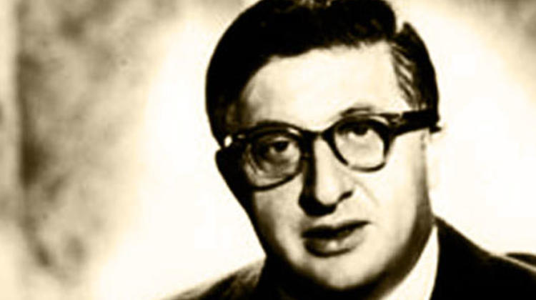 Photo of Bernard Herrmann