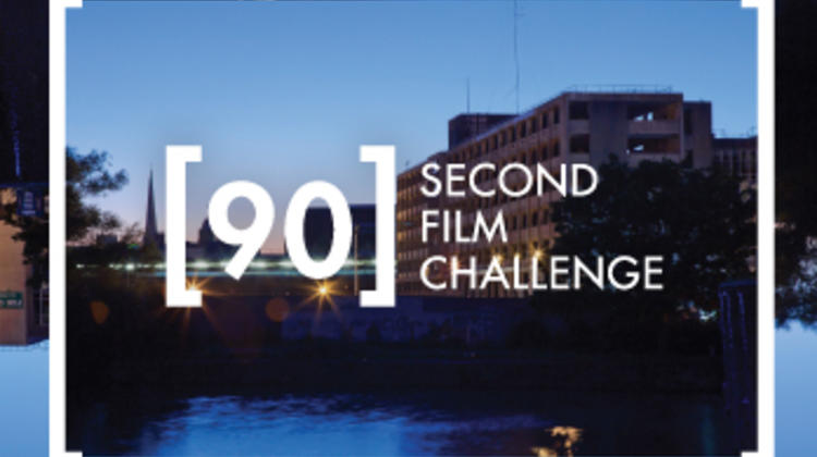 90 second challenge logo and image