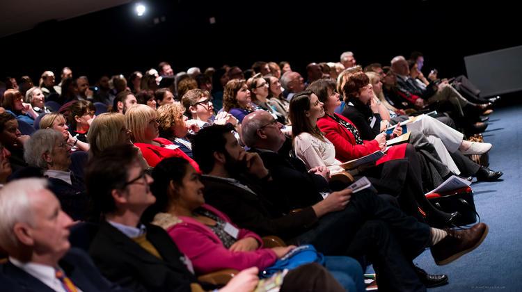 Watershed cinema audience