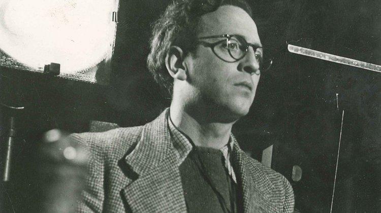 Douglas Slocombe in the 1940s