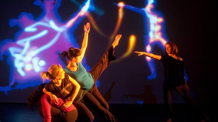 Dancers in Danceroom Spectroscopy