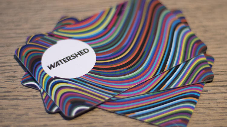 A Watershed Loyalty Card