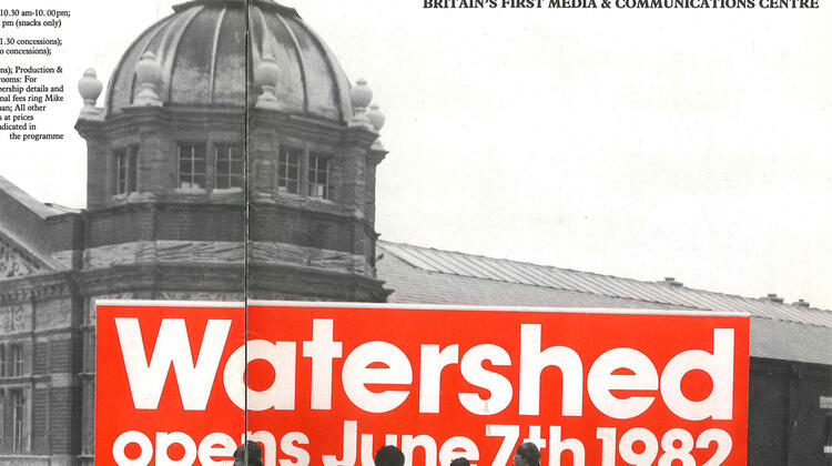 'Britains First Media Centre': A History of Bristol's Watershed Cinema, 1964-1998