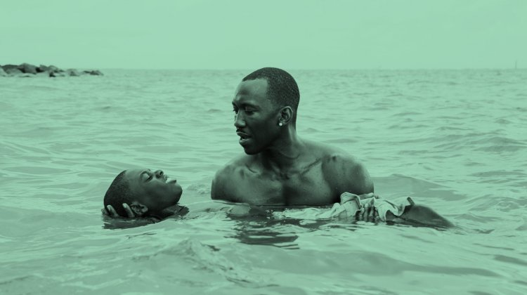 Still from the film Moonlight