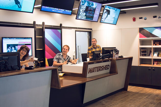 Photo of Watershed Box Office