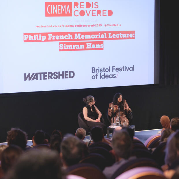 Film Critics workshop