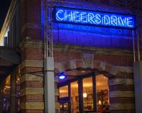 Cheers Drive - Bristol Light Festival