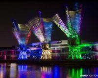 Crane Dance Bristol - Image by Jon Rowley