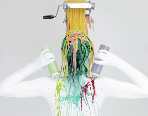 Image: Cuisine+Colour by Sabrina Shirazi