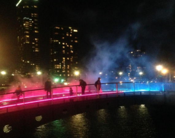 Tine Bech's On the Bridge - @t_bech