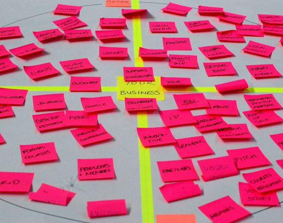 Network for Creative Enterprise mapping workshop
