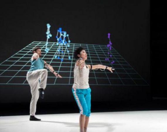 Lunchtime Talk: RAM Motion Capture showcase | Pervasive Media Studio