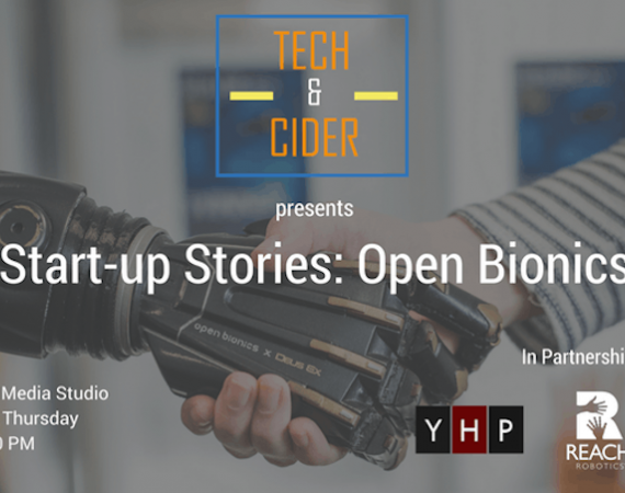 Start-up stories: Open Bionics