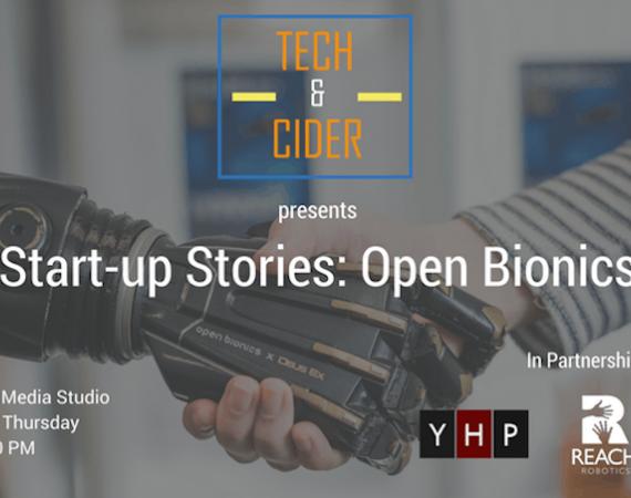 Start-up stories: Open Bionics