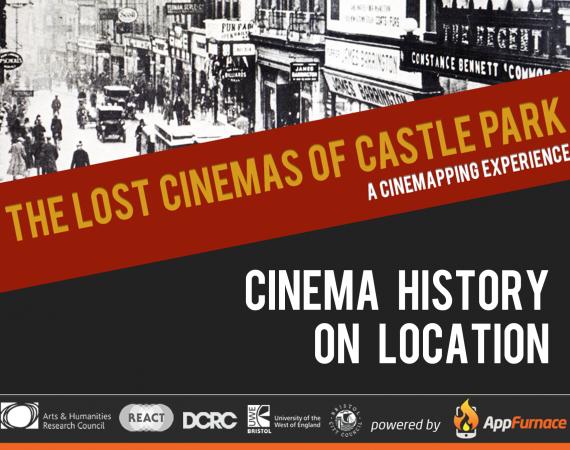 The Lost Cinemas of Castle Park App