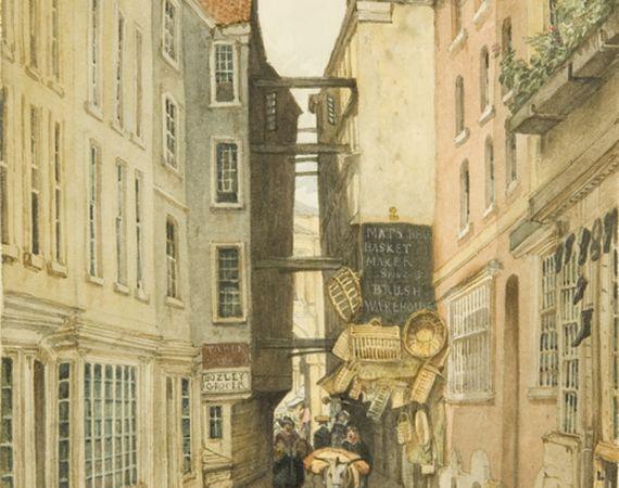 Mary-le-Port Street
