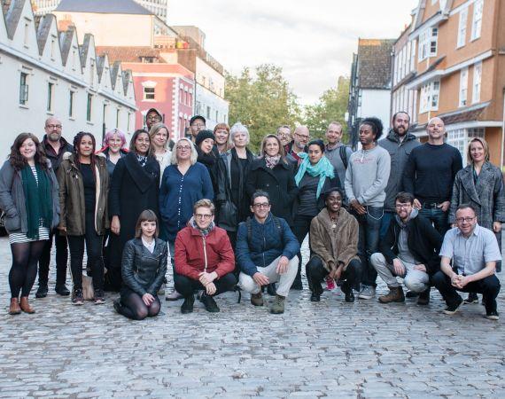 Immersion Fellows: Photo Jon Aitken