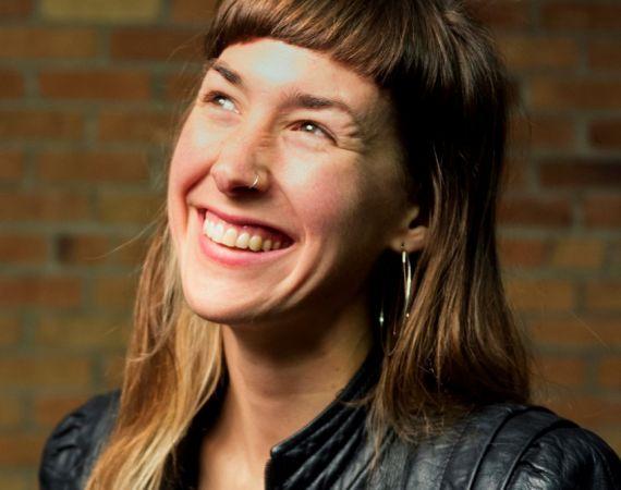 Katie Thornton Fulbright National Geographic Digital Storytelling Fellow