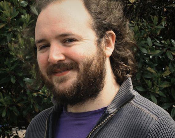 Photo of Martin O'Leary