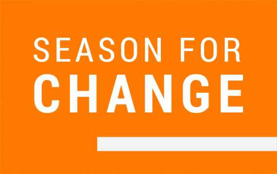 Seasons for change logo